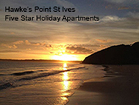 Hawke's Point St Ives - Five Star Holiday Apartments