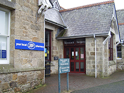 St Ives Cornwall - Stennack Surgery