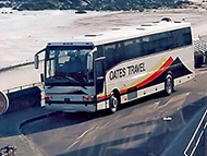 Oates Travel - Coach Trips