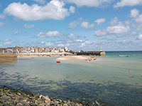 St Ives Harbour - Self Catering Holidays