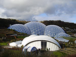 Eden Project - Biomes