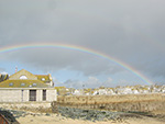 Lambeth Walk Beach - St Ives - Rainbow
