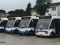 St Ives Buses - Park and Ride Services