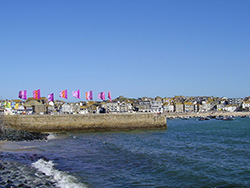 St Ives Cornwall - Harbour
