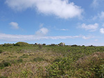 Carnstabba Hill - St Ives - Cornwall - View to the Summit